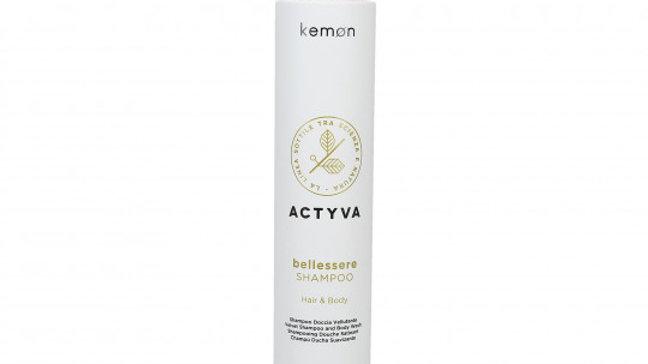 Kemon Actyva Nuova Fibra Shampoo 250 ml