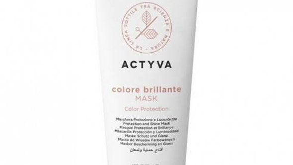 Kemon Actyva Colore Brillante Mask 200 ml
