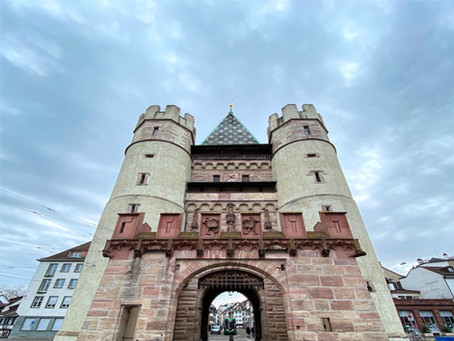 24hrs in Basel Itinerary