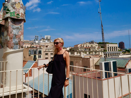 A Weekend in Barcelona Itinerary and Tips