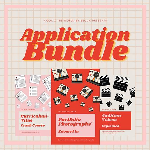 Application eBook Bundle