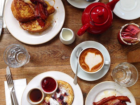 My Top 5 Spots for Breakfast in Europe
