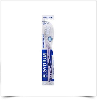 Elgydium Whitening Escova de Dentes Suave | 1 unidade