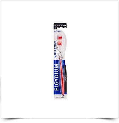 Elgydium Inspiration Escova de Dentes Média   1 unidade