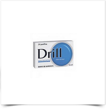 Drill sem açúcar   24 pastilhas