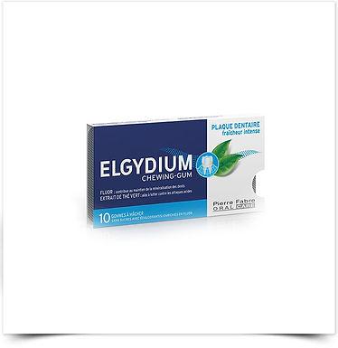 Elgydium Pastilhas Antiplaca   10 pastilhas elásticas