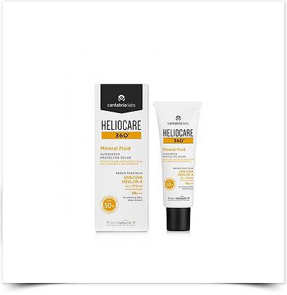 Heliocare 360º Mineral Fluído SPF 50+   50ml