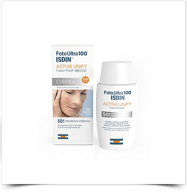 ISDIN Foto Ultra 100 Active Unify Fusion Fluid FPS 50+   50ml