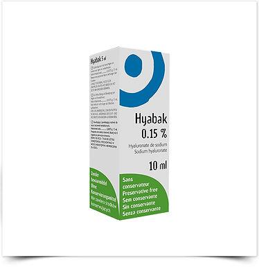 Hyabak Hipotónico   10ml
