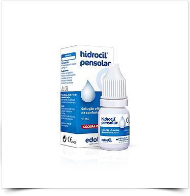 Edol Hidrocil Pensolac Solução Oftálmica | 10ml