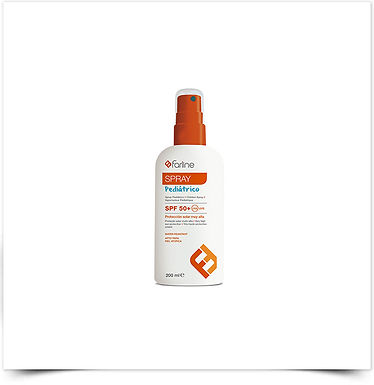 Farline Pediatric Spray Solar SPF 50+   200ml