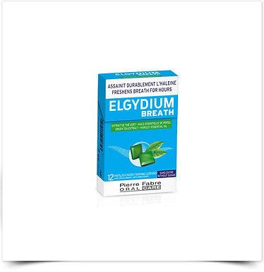 Elgydium Breath Pastilhas | 12 pastilhas elásticas