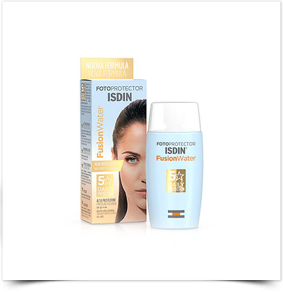 ISDIN Fotoprotetor Fusion Water SPF 50 | 50ml
