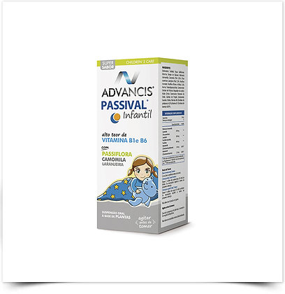 Advancis Passival Infantil Xarope   150ml