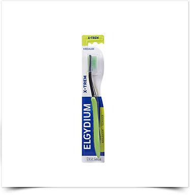 Elgydium Extreme Escova de Dentes Média | 1 Unidade