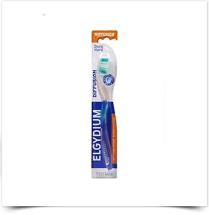 Elgydium Diffusion Escova de Dentes Dura | 1 unidade
