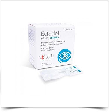 Ectodol Solução Oftálmica | 30 monodoses