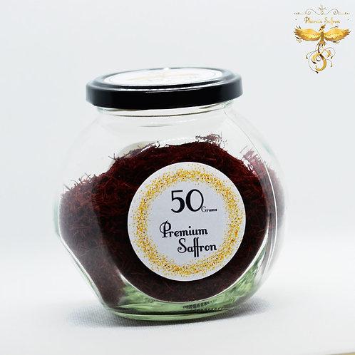 50 Grams Premium Saffron Threads