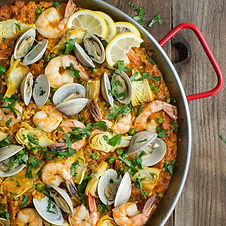 homemade-spanish-paella-recipe-with-saff