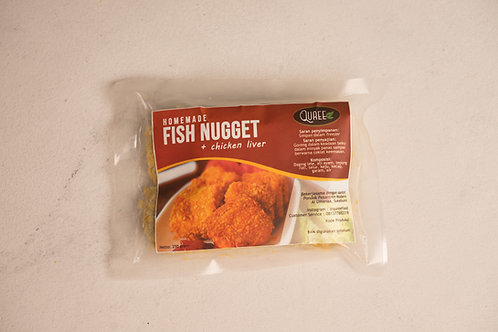 Nugget Lele with Chicken Liver 250 gr BDG