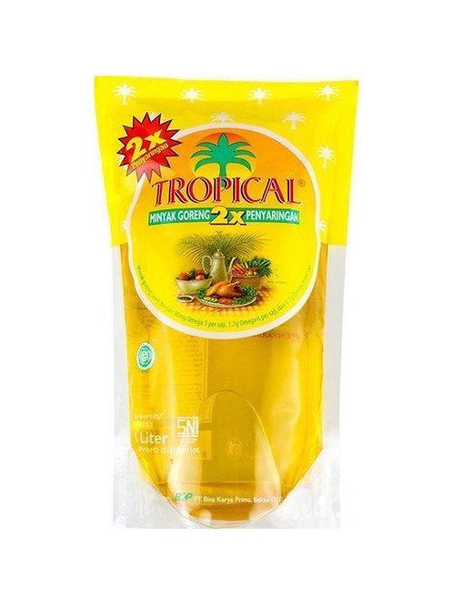 Minyak Goreng Tropical 1 L JKT