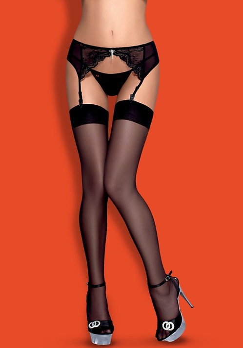 Black stockings s800