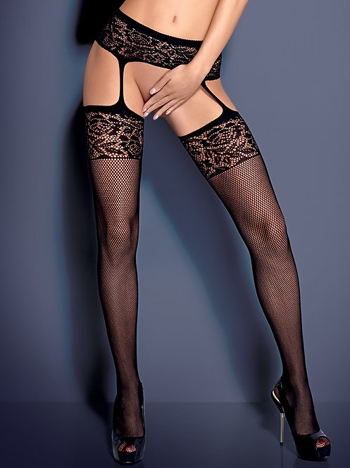 Stunning garter stockings s500