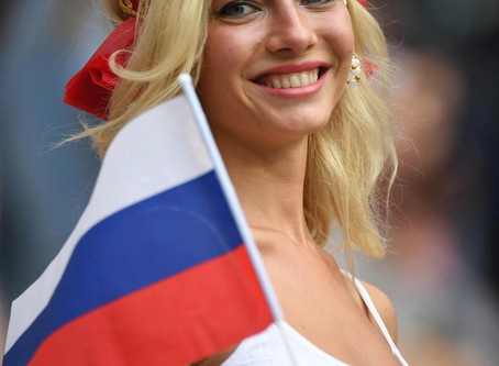 First thing first! Dating in Moscow