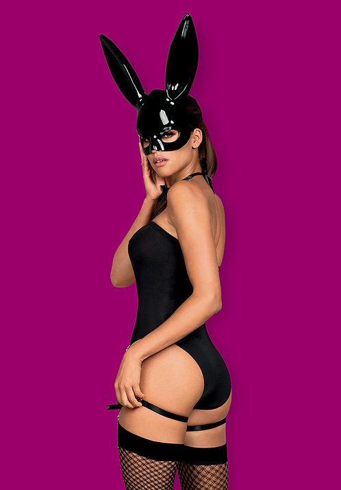 Bunny Sexy Black Costume
