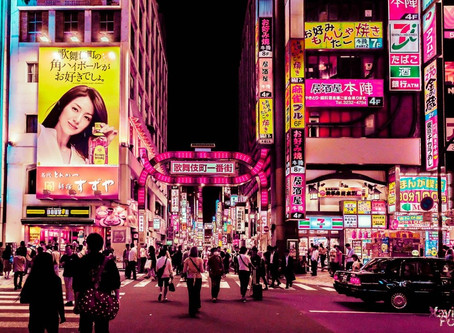 How to get a date in Tokyo?