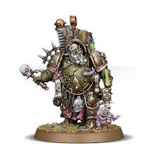 Death Guard: Foul Blightspawn WT