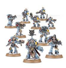Space Wolves Pack WT