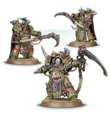 Death Guard: Deathshroud Bodyguard WT