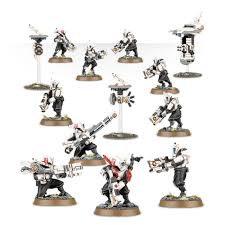 T'au Empire Pathfinder Team WT