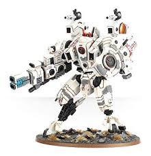 T'au Empire XV104 Riptide Battlesuit WT