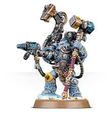 Space Wolves Iron Priest WT