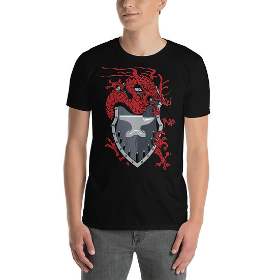 Dragon and Shield T-Shirt