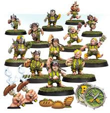 Blood Bowl: The Greenfield Grasshuggers (WT)