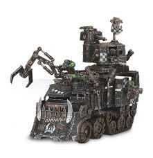 Ork Battlewagon WT