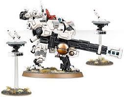 T'au Empire XV88 Broadside Battlesuit WT