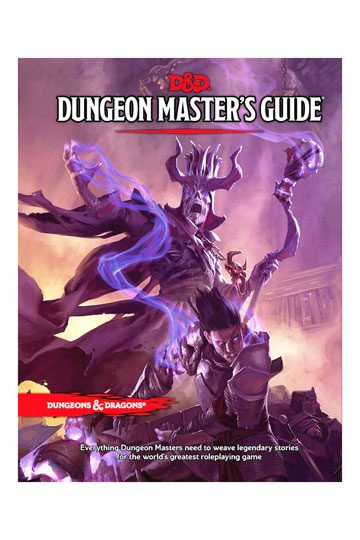 Dungeon Masters Guide 5e