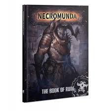 Necromunda: The Book of Ruin (English) (WT)