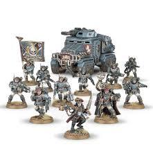 Start Collecting! Militarum Tempestus WT
