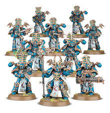 Thousand Sons Rubric Marines WT