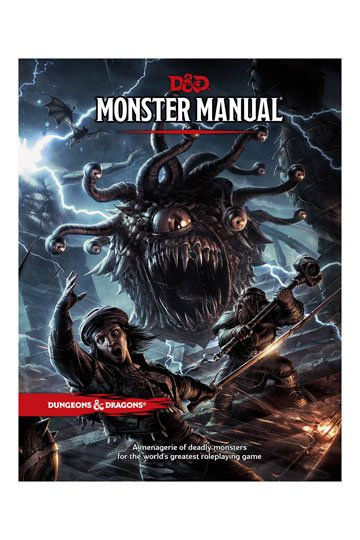 Monsters Manual 5e