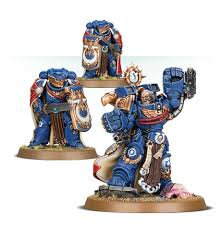 Marneus Calgar: Ultramarines Chapter Master WT