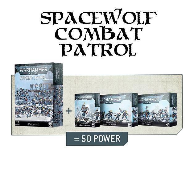 Spacewolf Combat Patrol Bundle