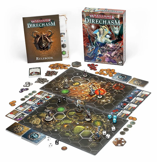 Warhammer Underwolds: Direchasm