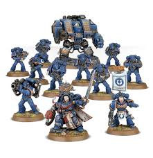 Start Collecting! Space Marines WT