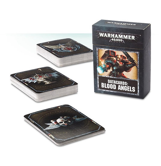 Datacards: Blood Angels (English) WT